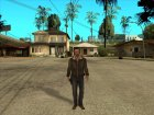 The Walking Dead No Mans Land Rick для GTA San Andreas вид сбоку