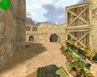 AWP Эльфийский рейнджер for Counter-Strike 1.6 top view