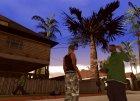 Больше братков из Grove Street для GTA San Andreas вид слева