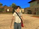 Линда Мелинда для GTA San Andreas вид слева