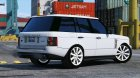 Range Rover Supercharged for GTA 5 rear-left view
