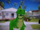 Rex Dinosaur Toy Story