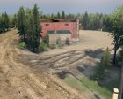 Ежово v.2.0 for Spintires 2014 top view