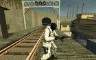 Modderfreak's Classic Artic для Counter-Strike Source вид слева