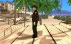 Mario Downson for GTA San Andreas left view