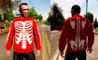 Red Skeleton Jumper