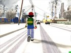 Эш Кетчум из мультсериала Покемон for GTA San Andreas side view