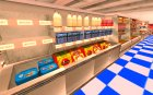 Магазины Магнит для GTA San Andreas вид изнутри