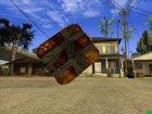 Взрывчатка (Постапокалипсис) for GTA San Andreas rear-left view