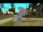 Trixie (My Little Pony) for GTA San Andreas top view