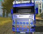 Scania R730 v1.0 для Farming Simulator 2013 вид сзади слева