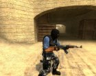 Improved Default Terror для Counter-Strike Source вид слева