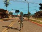 Анимации из Watch Dogs 2 (2017) для GTA San Andreas вид сбоку