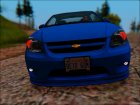 2010 Chevrolet Cobalt SS Turbocharged для GTA San Andreas вид изнутри