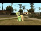 Lyra (My Little Pony) для GTA San Andreas вид изнутри