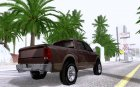 2011 Dodge Ram 2500 Hemi 5.7 V8 for GTA San Andreas top view