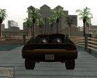 Перехватчик из Mad Max 2 в стиле Gta San Andreas для GTA San Andreas вид слева