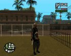 Grove with tattoos для GTA San Andreas вид сверху