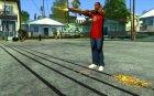 Настоящие гильзы (3D гильзы) for GTA San Andreas top view