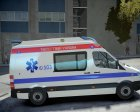 Mercedes-Benz sprinter baku ambulance для GTA 4