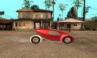 Инопланетный Hustler for GTA San Andreas left view