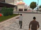Живой CJ как в GTA VC для GTA San Andreas вид слева