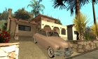 Packard Standard Eight 1948 Touring Sedan для GTA San Andreas вид слева