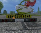 Тележки Cochet for Farming Simulator 2015 side view