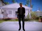 Bodhi Payday 2 для GTA San Andreas вид изнутри
