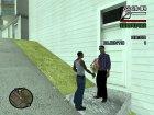 Развозчик цветов в Сан-Фиерро для GTA San Andreas вид сверху