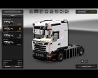 Scania DANMARK for Euro Truck Simulator 2 right view