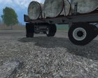 HW Water Milk Barrel V 1.0 for Farming Simulator 2015