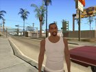 Carl Johnson INSANITY for GTA San Andreas rear-left view