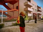 Хедкраб (Half Life) для GTA San Andreas вид слева