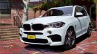 BMW X5M 2017 FINAL for GTA 5 left view