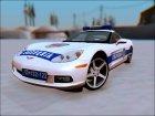 Chevrolet Corvette C6 Police