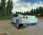 Nissan Skyline R35 2009 для Mafia: The City of Lost Heaven вид сверху