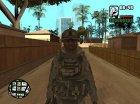 Пак скинов на военную тему для GTA San Andreas вид сверху
