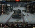 Замена базового ангара на премиум без прем-аккаунта для World of Tanks вид слева
