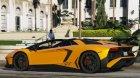2016 Lamborghini Aventador LP750-4 Superveloce Roadster для GTA 5 вид справа