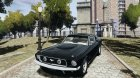 Ford Mustang Fastback 302did Cruise O Matic