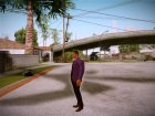 Will Smith Fresh Prince Of Bel Air v2 для GTA San Andreas вид сбоку