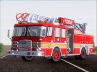 E-One Rearmount Quint Ladder SACFD 49