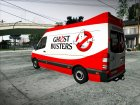 Ghostbusters for GTA San Andreas rear-left view