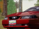 Ford Mustang Cobra 1999 Clean Mod for GTA San Andreas