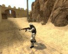 Happycamper´s Soldier Of The Future for Counter-Strike Source inside view
