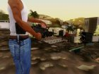 MG 4 from Warface для GTA San Andreas вид сверху