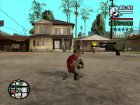Hunting Revolver From Fallout New Vegas для GTA San Andreas вид сзади слева