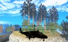 KA-52 ALLIGATOR v1.0 для GTA San Andreas вид сверху