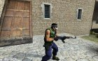 Joker_Mod для Counter-Strike Source вид слева